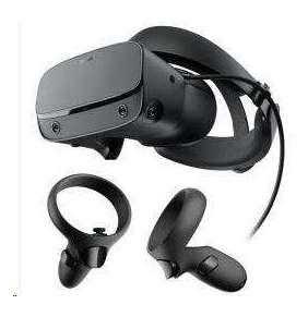 Oculus Rift S, okuliare na virtuálnu realitu, čierne