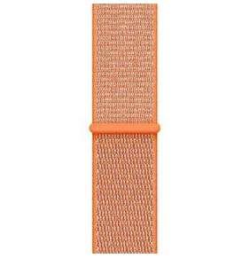 Apple Watch 38mm Spicy Orange Sport Loop