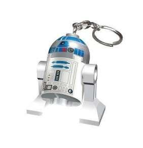 LEGO Star Wars R2D2 svítící figurka - přívěšek na klíče