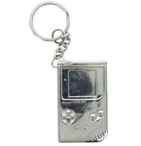 Gameboy klíčenka - GAMEBOY 3D METAL KEYRING