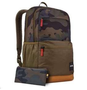 "Case Logic batoh Uplink CCAM3116 pro notebook 15,6"" a tablet 10"", 26 l, olivový vzor"