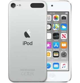 iPod touch 128GB Strieborny
