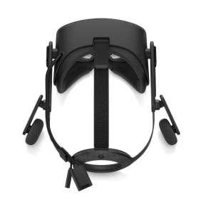 HP MR VR 1000 Headset dual 2160x2160 brýle pro virtuální realitu + ovladače