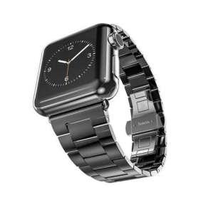 HOCO remienok Grand Series pre Apple Watch 38/40 mm - Black