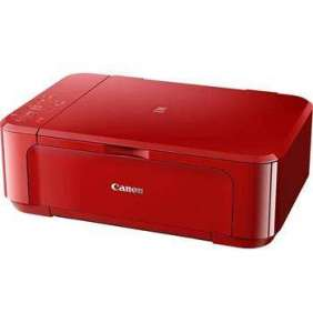 Canon PIXMA MG3650S - PSC/Wi-Fi/AP/Duplex/4800x1200/USB red