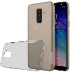 Nillkin Nature TPU Grey pro Samsung A605 A6 Plus