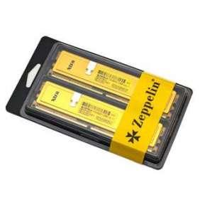 EVOLVEO DDR III 8GB 1333MHz (KIT 2x4GB) EVOLVEO Zeppelin GOLD (s chladičem,box),CL9 - testováno pro DualChannel (doživ. záruka)