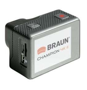 Braun CHAMPION 4K II
