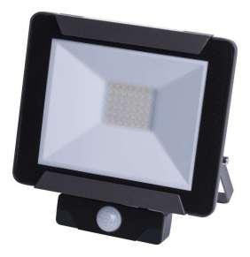 EMOS LED REFLEKTOR+PIR IDEO SLIM-30W, 2400 Lum, 4000K