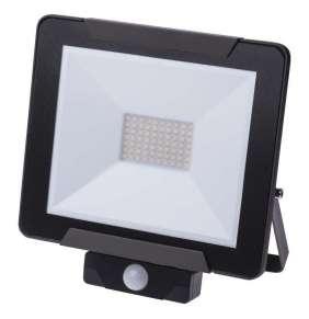 EMOS LED REFLEKTOR+PIR IDEO SLIM-50W, 4000 Lum, 4000K