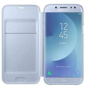 Samsung Wallet Cover J5 2017,  blue