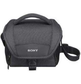Sony brašna pro videokamery LCS-U11, černá