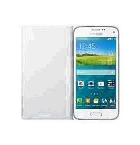 Samsung flipové púzdro pre Galaxy S5 mini, biele