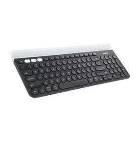 Logitech® K780 Multi-Device bezdrôtová klávesnica-DARK GREY/SPECKLED WHITE-US IN