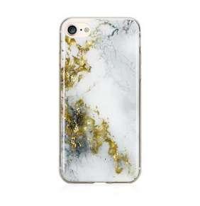 Swarovski kryt Reverie pre iPhone 8 - Alabaster