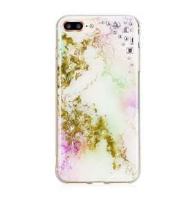 Swarovski kryt Edge pre iPhone 8 Plus - Unicorn