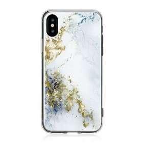 Swarovski kryt Reverie pre iPhone X/XS - Alabaster