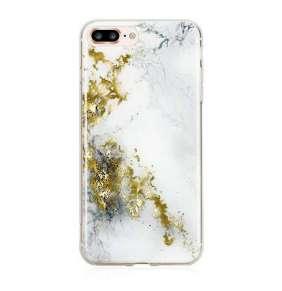 Swarovski kryt Reverie pre iPhone 8 Plus - Alabaster