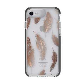 GEAR4 kryt Victoria Feathers D30 pre iPhone 8/7/6