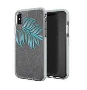 GEAR4 kryt Victoria Jungle pre iPhone XS/X - Clear