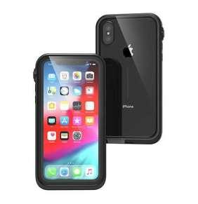 Catalyst kryt Waterproof case pre iPhone XS - Black