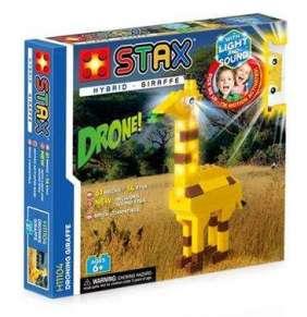 STAX hybrid stavebnice Droning Giraffe - LEGO® - kompatibilní