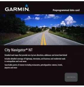 City Navigator China NT, microSD/SD
