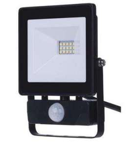Emos Reflektor LED 10W/85W Hobby SLIM s PIR, NW neutrální bílá, IP44, 800 lm