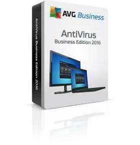 _Nová licence AVG Anti-Virus BUSINESS EDICE 50 lic. (24 měs.) SN Email ESD