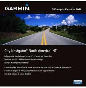 City Navigator North America NT, microSD/SD