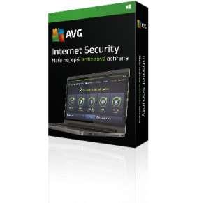 _Prodloužení AVG Internet Security pro Windows 4 lic (36 měs.) RK Email ESD