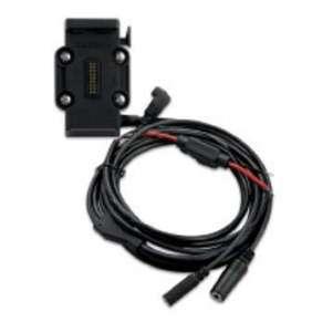 Garmin držák - jednotka s napájecím kabelem pro zümo 6xx