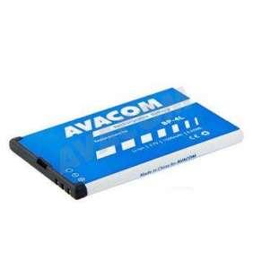 Náhradní baterie AVACOM Baterie do mobilu Nokia E55, E52, E90, Li-Ion 3,7V 1500mAh (náhrada BP-4L)