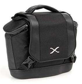 Fujifilm SC-X Case Black/Silver (universal case for CSC)