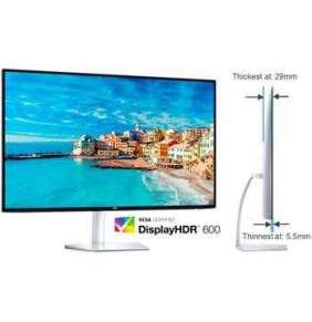 "DELL S2719DC, 27"", IPS LCD, W-LED,  2560x1440, 16:9, 5ms, 400cd, HDMI, USB-C, 3Y"