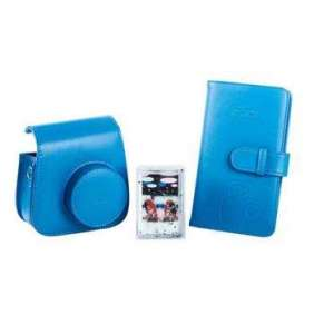Fujifilm INSTAX MINI9 Accessory Bundle Cob Blue