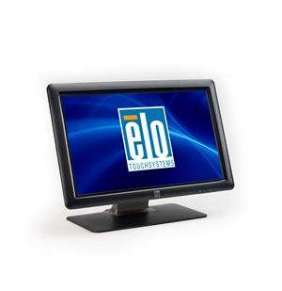 "Dotykový monitor ELO 2201L, 21,5"" LED LCD, IntelliTouch (SingleTouch), USB, VGA/DVI, bez rámečku, lesklý, černý"