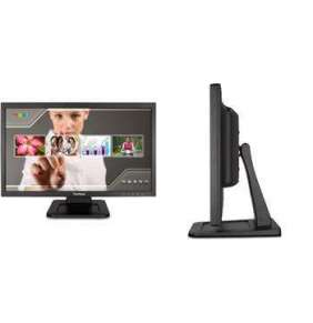 "Viewsonic TD2220-2 - 22"" LED/FHD/20M:1/5ms/200nits/2 Points Touch/VGA/DVI/ 170°/160°"