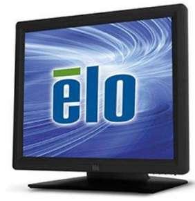 """p Dotykový monitor ELO 1717L v černé barvě se 17""""LCD s technologií doteku IntelliTouch má připojení přes USB a RS232 p"""