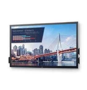 Dell 75 4K Interactive Touch Monitor - C7520QT - Black