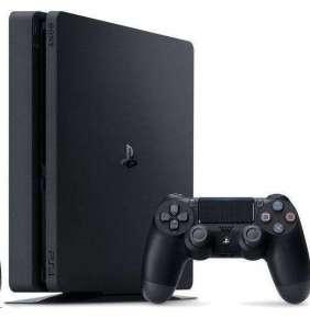 SONY PlayStation 4 1TB F Chasis (slim) - černý - Limitovaná edice Days of Play