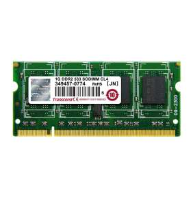 Transcend SODIMM DDR2 1GB 533MHz CL4