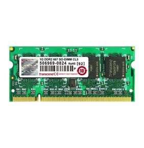 Transcend DDR2 256MB 667Mhz CL5 SO-DIMM