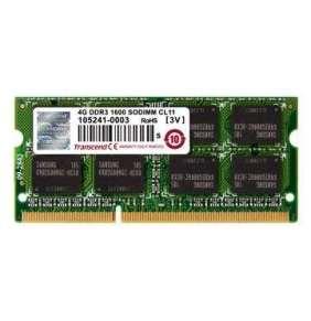SODIMM DDR3L 4GB 1866MHz TRANSCEND 1Rx8 CL12