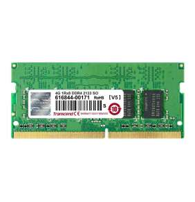 SODIMM DDR4 4GB 2133MHz TRANSCEND 1Rx8 CL15
