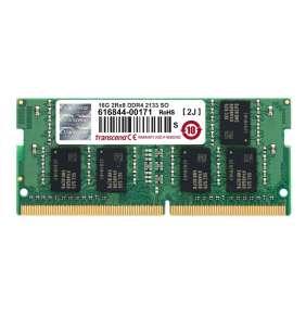 Transcend 16GB SODIMM DDR4 2133MHz 2Rx8
