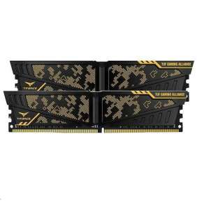 DIMM DDR4 32GB 3600MHz, CL19, (KIT 2x16GB), T-FORCE VULVAN TUF Gaming Alliance