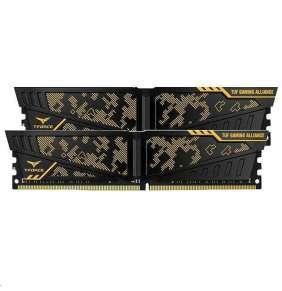 DIMM DDR4 16GB 2400MHz, CL14, (KIT 2x8GB), T-FORCE VULVAN TUF Gaming Alliance
