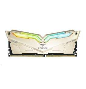 DIMM DDR4 16GB 3466MHz, CL16, (KIT 2x8GB), T-FORCE Night Hawk Legend RGB (Sparkling Gold) AMD