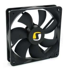 Ventilátor (mm): 120x120x25 Rychlost otáček (RPM): 1100 Průtok vzduchu: 39,6 CFM (67,2 m3h) Hlučnost: 13,6 dB / A L